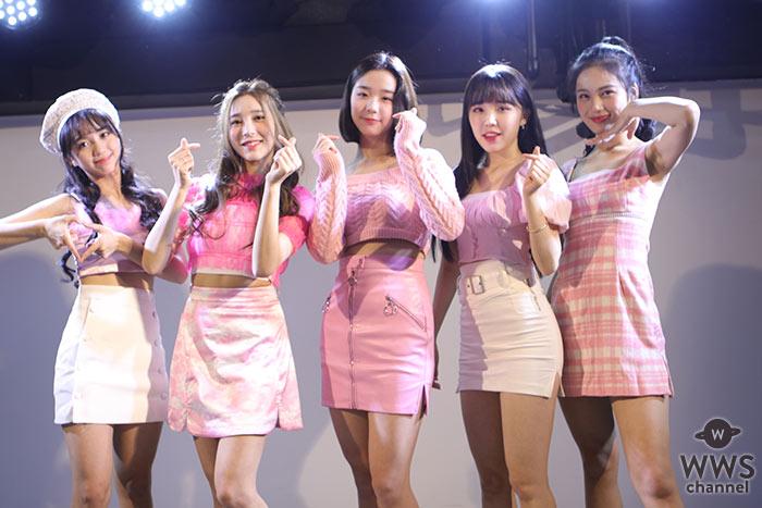 K-POP界の10代アイドルグループ・Busters(バスターズ)が東京でキュートな初ライブ!
