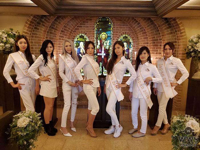 11月21日開催、ミスインターナショナルクイーン日本大会2020、最終審査通過者7名が集結でビューティーキャンプ開催!