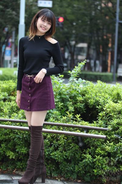 【写真特集】OIRC(仮)・朝陽唯がクールなファッションで岡山国際サーキットを語る!「おかやまは晴れの国。友達とドライブしたい。」