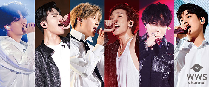 iKON、12月4日(水)発売のLIVE DVD & Blu-rayの新ビジュアル&トレーラー映像公開!