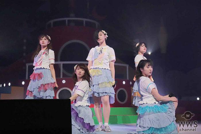 エビ中、ニューアルバム『playlist』から石崎ひゅーい提供の新曲を初披露!