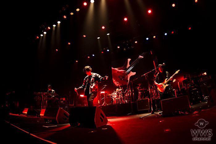 WANDS 第5期、「真っ赤なLip」で幕を開けた初ライブ開催!