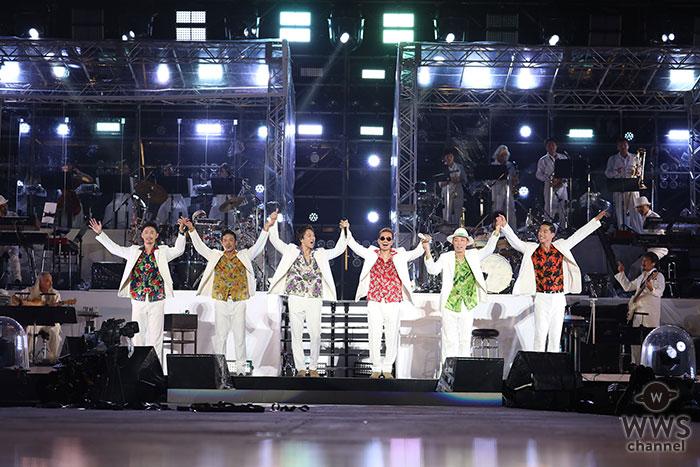 EXILE ATSUSHIの長年の想いでEXILEが沖縄初上陸!一夜限りのスペシャルなライブに15,000人が大熱狂!