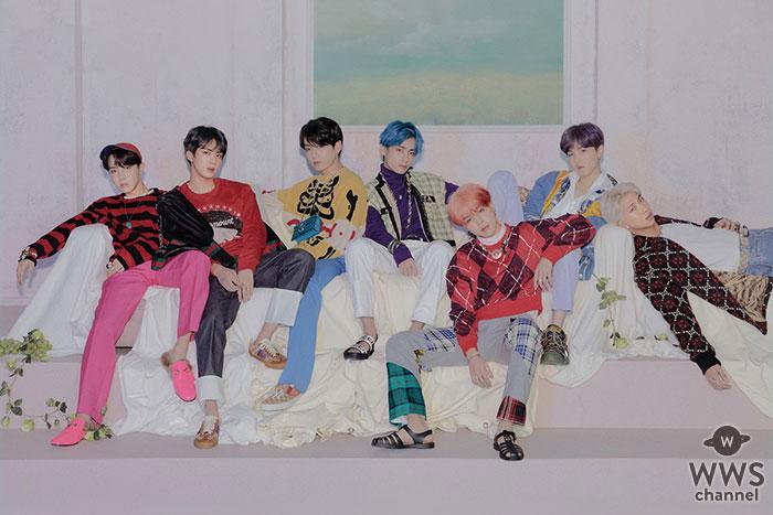 BTS、'2019 MTV EMA'で3部門受賞!