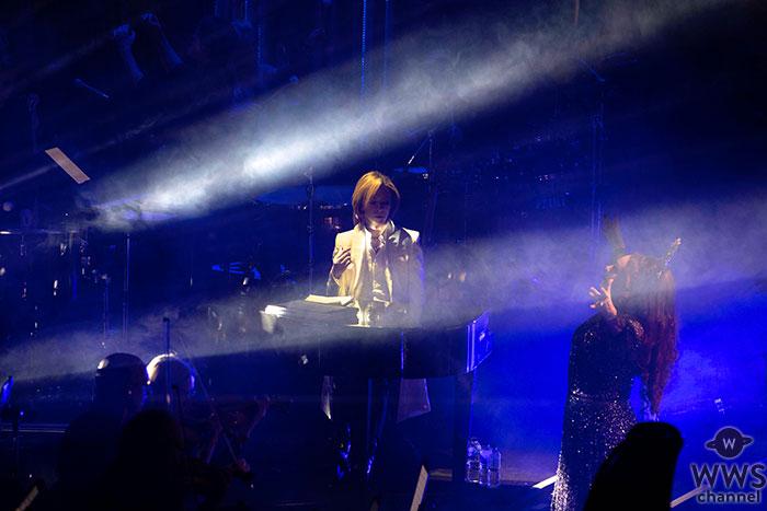 "YOSHIKI、サラ・ブライトマンのワールドツアー最終公演で全観客を魅了!ロンドン""ロイヤル・アルバート・ホール""にて感動的なフィナーレ!"