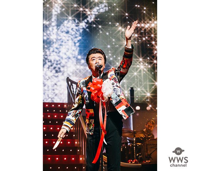 桑田佳祐、Act Against AIDS「ひとり紅白歌合戦」2008年・2013年・2018年に開催された全3回を12月1日(日)にWOWOWで一挙放送決定!!