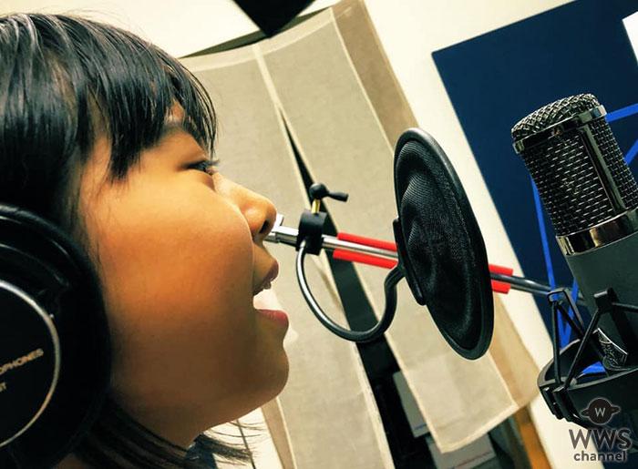 北海道在住10歳の少女ドラマーよよかが8歳のときに作詞作曲したニューシングル『自転車』が 11月24日(日)から配信限定でリリース!