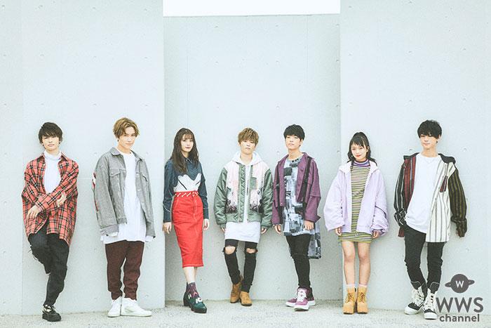 新ダンス&ボーカルグループGENIC、1st EPを配信リリース!記念すべき初楽曲はDa-iCE 工藤大輝による作詞作曲!