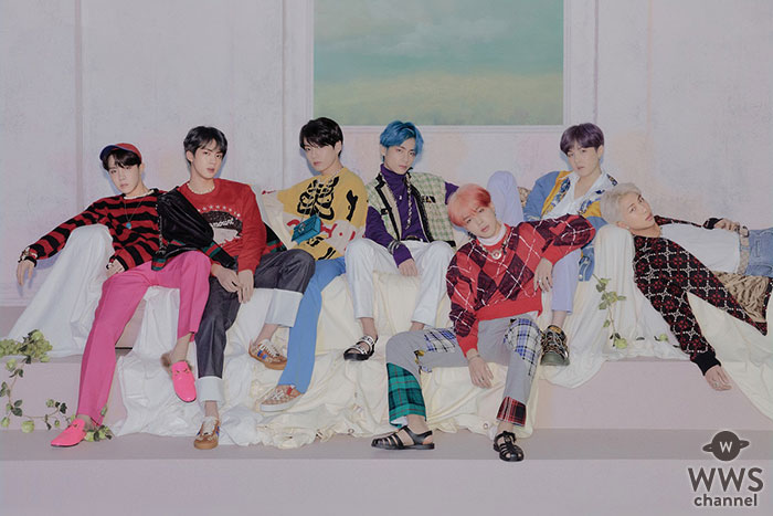 BTS、アルバム2枚が米ビルボードメインアルバムチャートにランクイン!