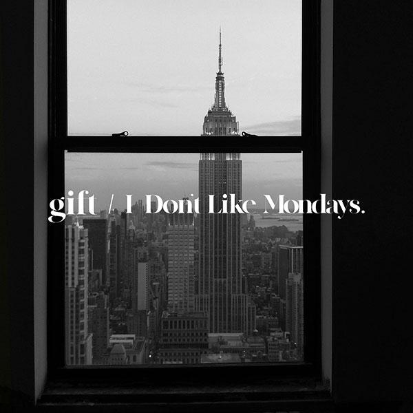 全国ツアーのチケットが各地ソールドアウト!今注目のロックバンドI Don't Like Mondays.が新曲「gift」を11月27日(水)にリリース!