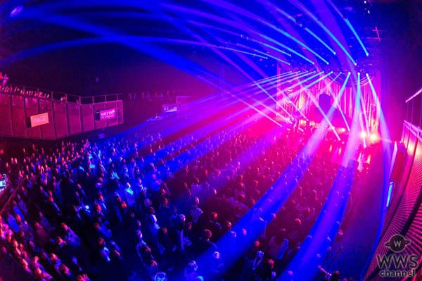 FlowBack、生バンドを従えアーティスト性を広げた結成6周年イベントは大盛況のうちに幕!