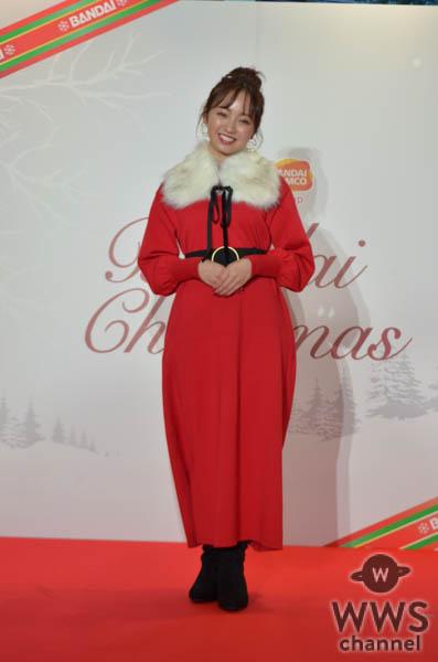 今泉佑唯、理想のクリスマスは「おうちでまったり」