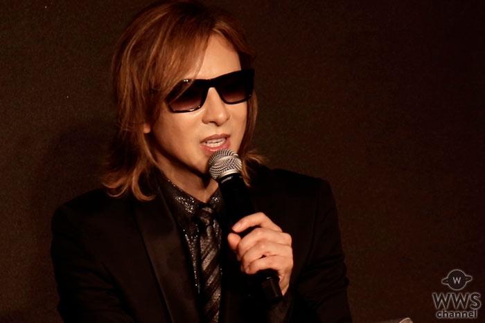 X JAPAN YOSHIKIが「めざましじゃんけん」テーマ曲に言及「忘れていません!必ず素敵な曲にします」