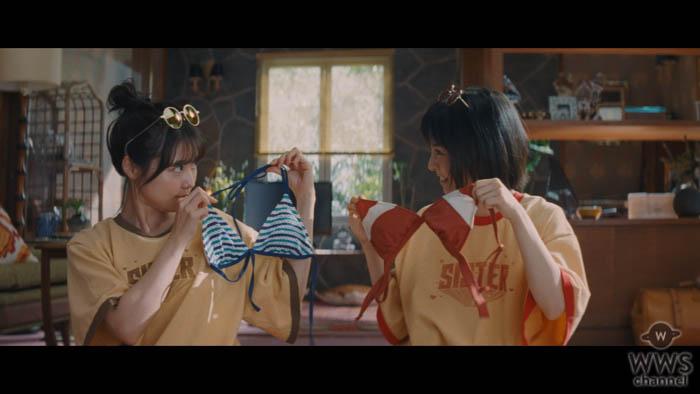 """有村架純と浜辺美波、話題の""""姉妹役""""CMの新作公開!2人の距離も急接近!?"""