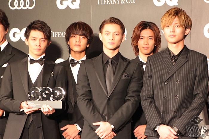 King&Princeがポップ・アイコンズ・オブ・ザ・イヤー賞を受賞!<GQ MEN OF THE YEAR2019>
