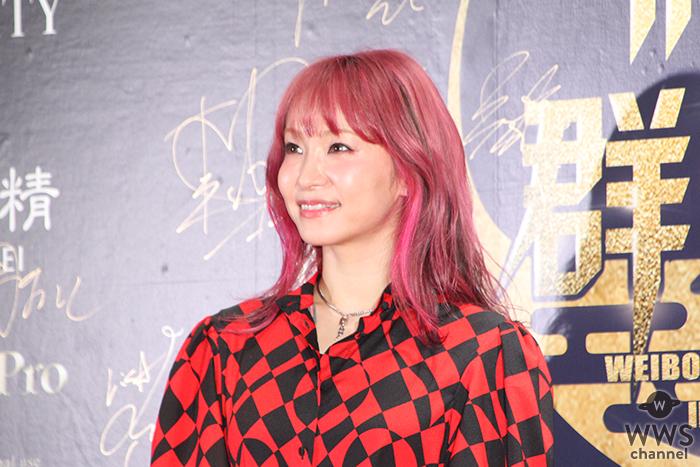 LiSAが中国ウェイボー(微博)主催アワードのレッドカーペットに登場!<WEIBO Account Festival in Japan 2019>