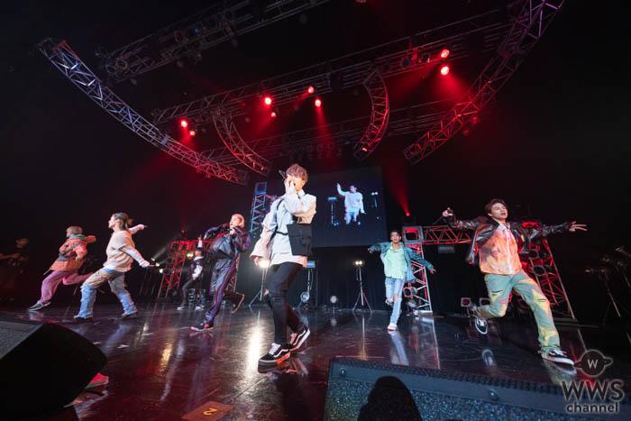【ライブレポート】BALLISTIK BOYZがライブの大トリを飾る!解放的パフォーマンスでフロアを熱狂 <Tune LIVE 2019>