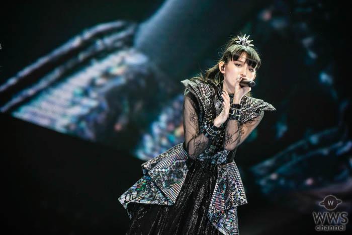 BABYMETAL、日本凱旋公演でBRING ME THE HORIZONと共演!「METAL GALAXY WORLD TOUR IN JAPAN」開催