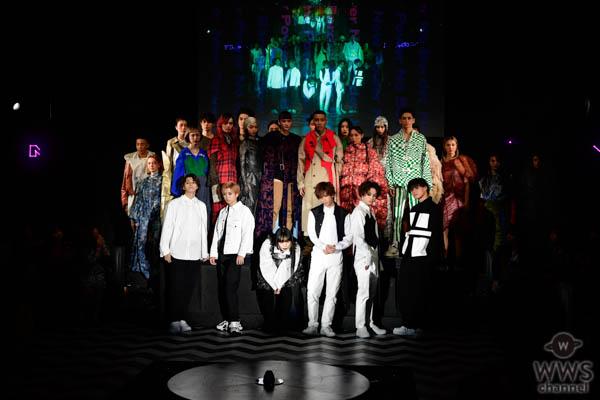 超特急・NYLON JAPAN15周年イベントで、仲万美とのスペシャルコラボパフォーマンスを披露!