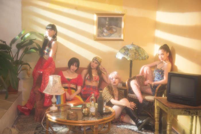 FAKY、セクシーな挑発美溢れる新曲MVを本日公開!