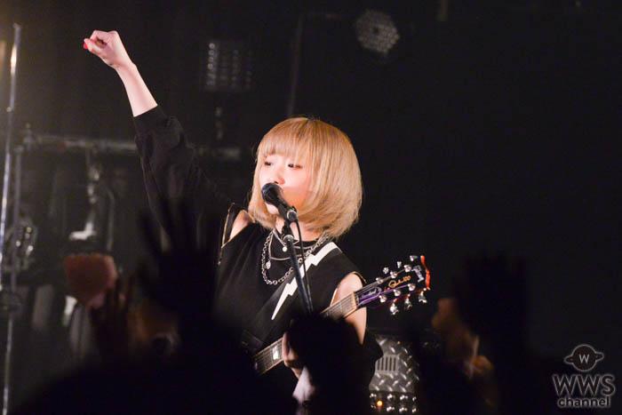 大阪発の3人組・ガールズロックバンド革命がCALDERA SONIC(カルデラソニック)に登場!