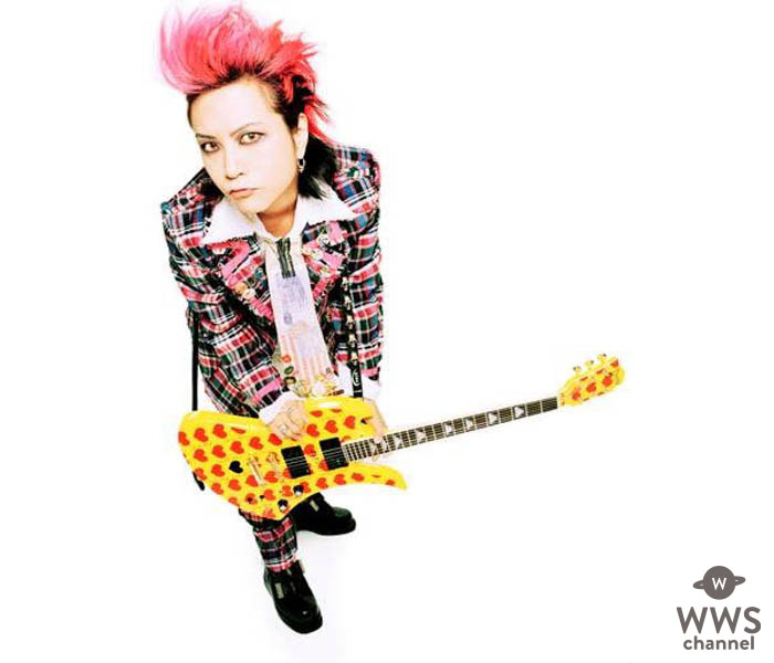 X JAPAN hideの完全オリジナルイヤホンが12月発売決定