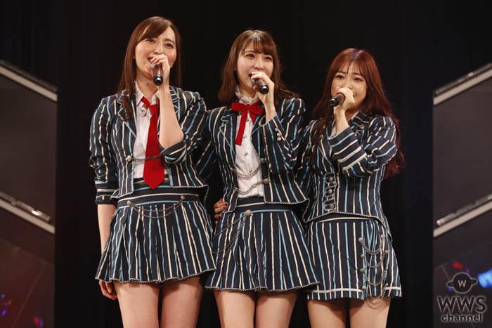 HKT48が劇場デビュー8周年!松岡菜摘「9年目もみんなで走っていきたい」