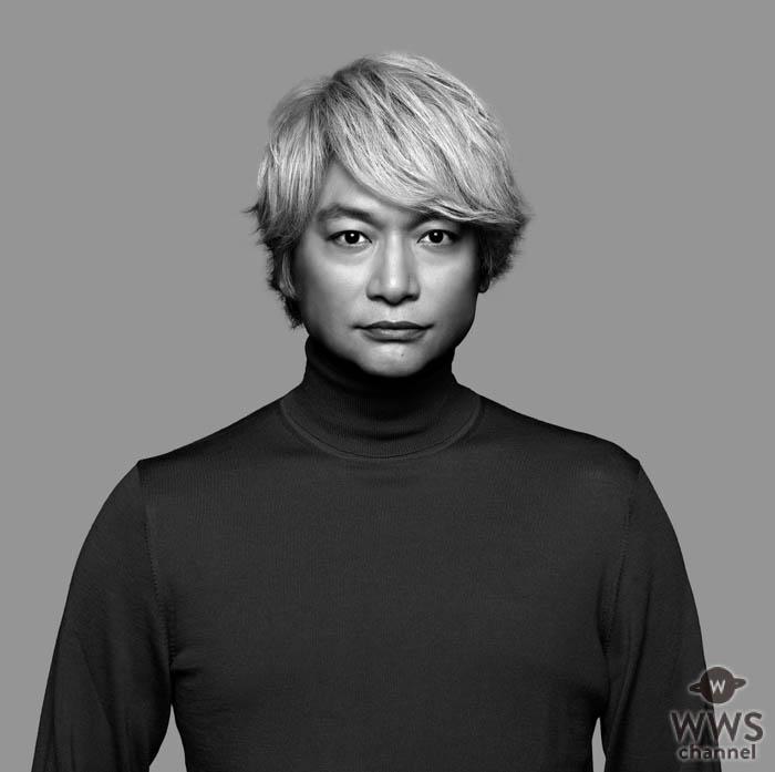 香取慎吾、2020年1月1日元旦にリリースのアルバム収録内容が発表!