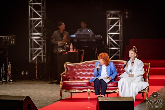 小柳ゆき、大黒摩季、野沢雅子らとコラボした20周年公演をテレ朝チャンネル1で放送