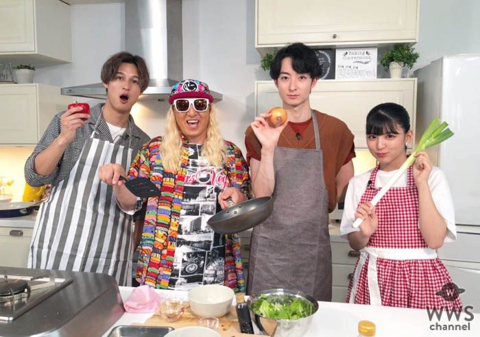DJ KOOがDJ風のグルメレポート!オイシーDO DANCEな奥様の手料理を大公開!