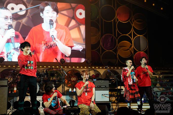 関ジャニ∞が原点、大阪松竹座公演を皮切りに47都道府県ツアーをスタート