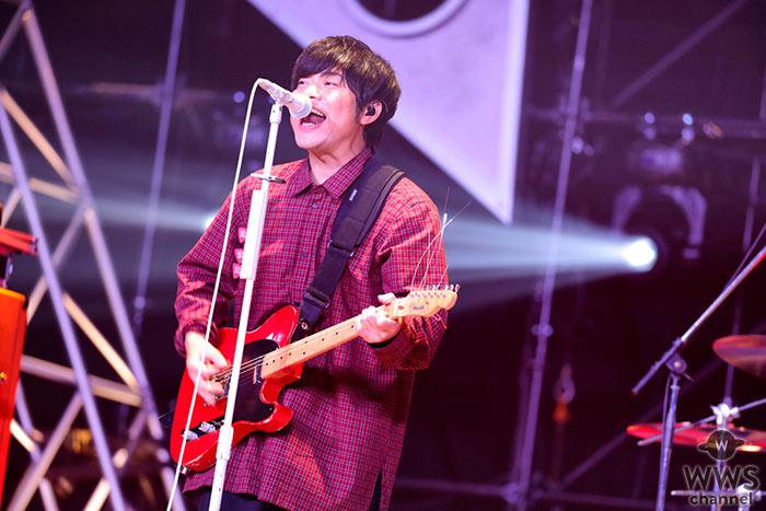 【ライブレポート】KEYTALKが「バズリズム LIVE 2019」で怒涛のテンションでお祭りサウンドを展開!
