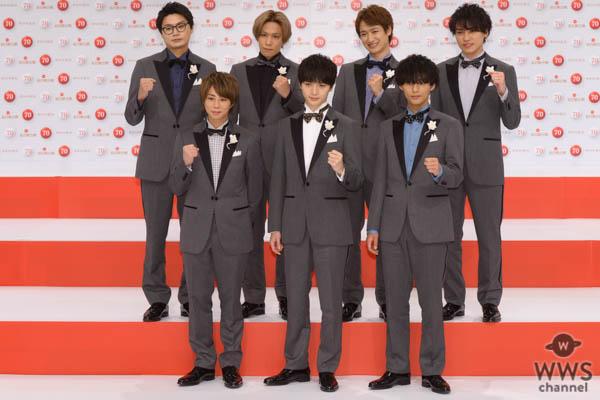 Kis-My-Ft2(キスマイ)が悲願のNHK紅白に初出場!「感慨深いものがある。令和初の紅白、ジャニーさんへの感謝の気持ちを届けたい!」<第70回NHK紅白歌合戦>