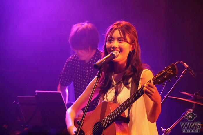 水谷果穂が22歳の誕生日に2年ぶり2回目のワンマンライブ開催!!自身作詞の楽曲を初披露!!
