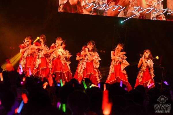 【ライブレポート】乃木坂46 4期生が「AGESTOCK2019」で『制服のマネキン』『ガールズルール』他9曲のヒットナンバー披露に学生熱狂!