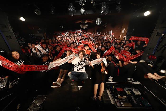 Ayasa、山本彩のサポートメンバーでホールツアー参戦!「Ayasaさんがやっぱりいないと」「チームSYよろしくお願いします」と反響も