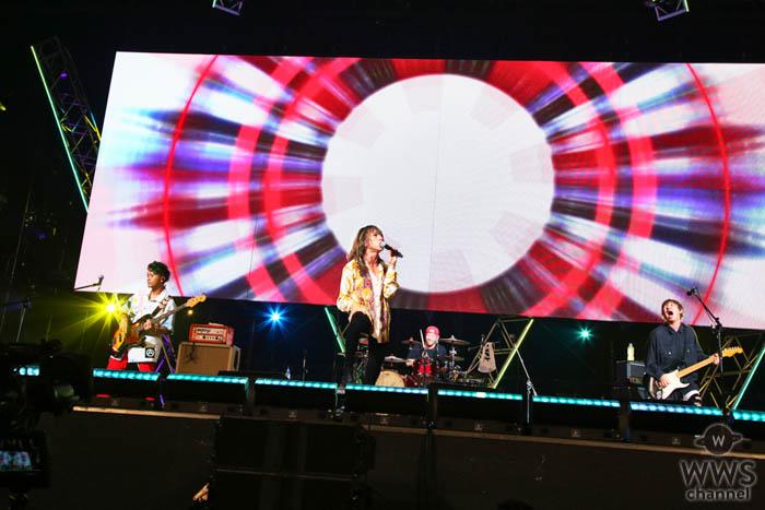【ライブレポート】SUPER BEAVERが「バズリズム LIVE 2019」で魅せた会場一体のライヴ空間