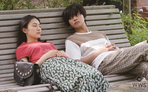 新田真剣佑、北村匠海のW主演『サヨナラまでの30分』場面写真が一挙解禁