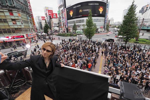 """X JAPAN YOSHIKIが""""ムチャぶり!""""したマクドナルド『てりやきマックバーガー』が爆売れ!またもや『YOSHIKI効果』か?"""