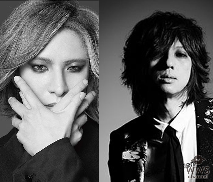 X JAPAN YOSHIKI、清春の誕生日を祝福「また共演しましょう!」のコメントにファン歓喜