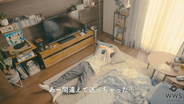 横浜流星が日常の一コマを切り取ったTVCMが公開
