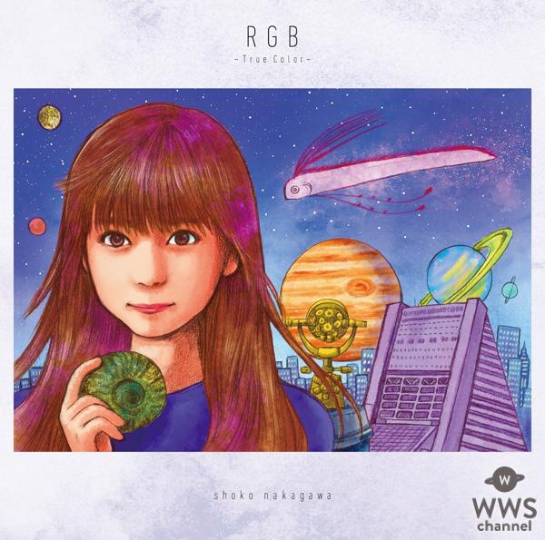 中川翔子の最新アルバムより、スカイピース、みきとP、ウォルピスカーターらとのコラボ3曲MV一挙公開!
