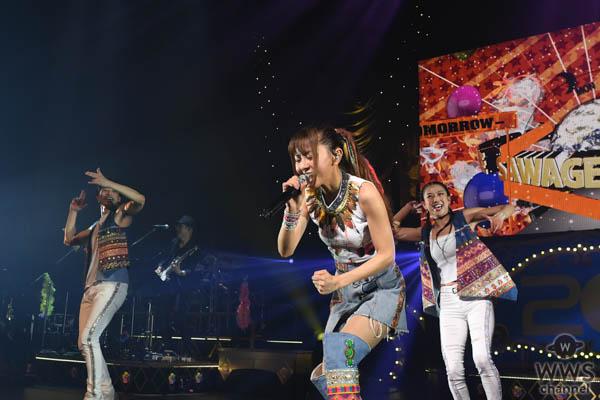 デビュー20周年ライブで倉木麻衣が躍動!多彩な楽器とのコラボで魅せたツアーファイナルの模様がWOWOWでいよいよ12/8(日)に放送!
