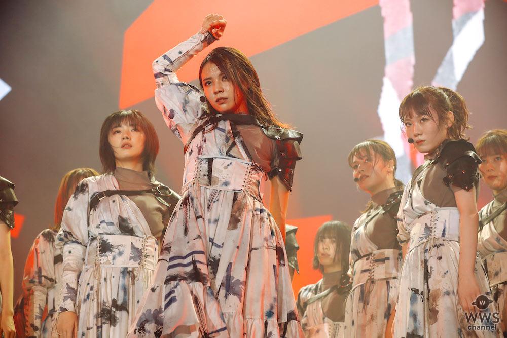 【ライブレポート】欅坂46がCDJ1920初日全身全霊のパフォーマンスで『不協和音』を披露!<COUNTDOWN JAPAN 19/20>