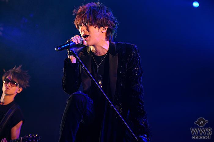 【ライブレポート】DAIGO率いるロックバンドBREAKERZがデビュー12年目にしてCDJ初参戦。最後は会場中がウィッシュ!<COUNTDOWN JAPAN 19/20>