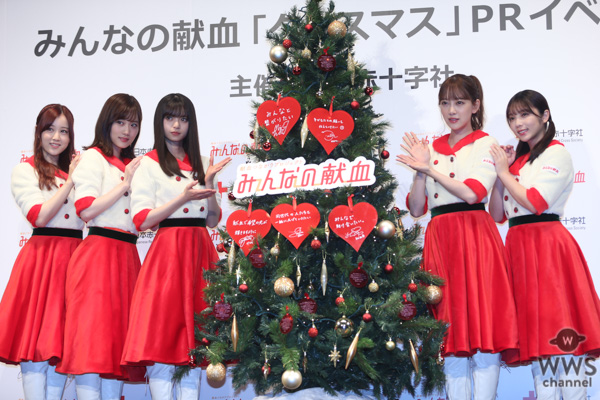 乃木坂46・齋藤飛鳥、堀未央奈、与田祐希らクリスマスツリーに願いを込める!山下美月「同世代の学生さんに刺激を受けてます」