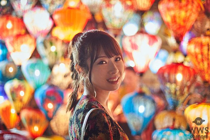 SKE48 高柳明音、卒業写真集の発売決定!ベトナムで撮影を実施。初めてのランジェリーショットにも挑戦!