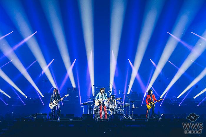 THE YELLOW MONKEY、キャリア初のドームツアーを30周年目の結成記念日でもある12月28日にナゴヤドームからスタート!