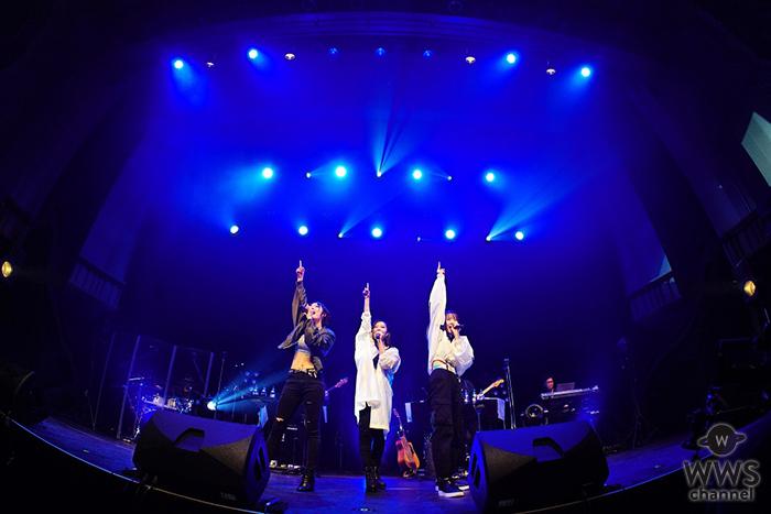 Jewelが自身最大規模のツアーファイナルを品川インターシティホールで完走!「結成10年で今日が一番楽しい!」