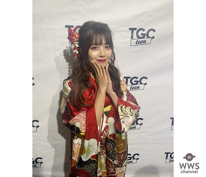 Kirariが『TGCteen』で3变化を披露!『生で見れて幸せでした!』『綺麗で憧れです』と歓喜のコメントが殺到!